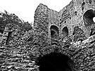 Norham Castle Ruins by Ryan Davison Crisp