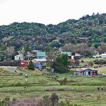 Raurimu Village by grmahyde