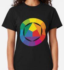 Color palette color wheel Classic T-Shirt