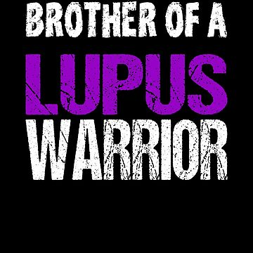 Brother of a Lupus Warriror by FairOaksDesigns