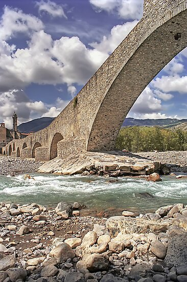 Bobbio - Old Bridge by paolo1955
