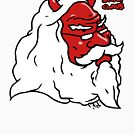 Satan Claus by Kirk Shelton