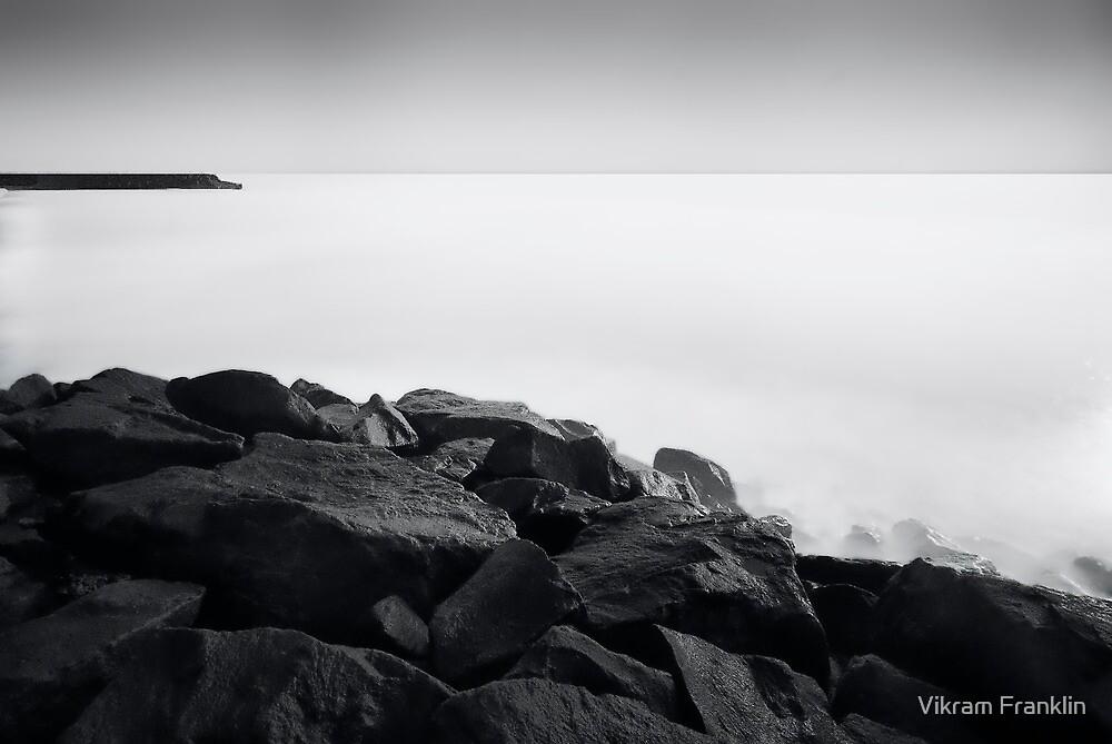 No Horizon by Vikram Franklin