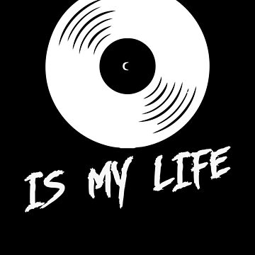 Vinyl is my life by we1000