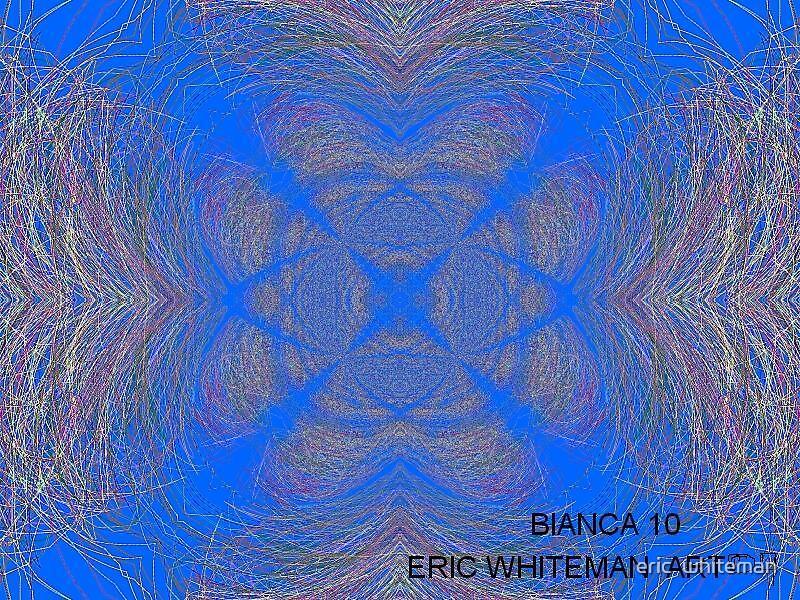 (  BIANCA  10 ) ERICWHITEMAN ART by eric  whiteman