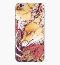 Rotfuchs-Blüte iPhone-Hülle & Cover