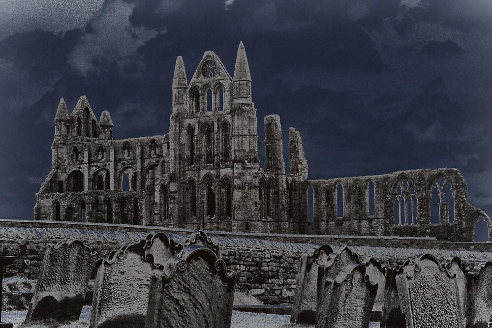 Whitby Abbey by Bunsen