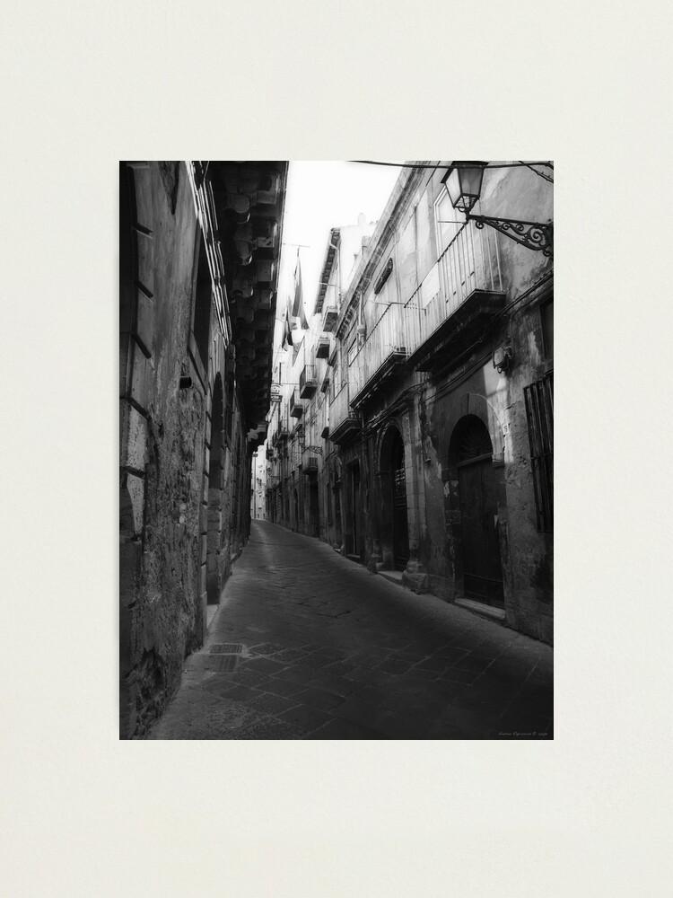 Alternate view of Passeggiando per Ortigia Photographic Print