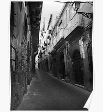 Passeggiando per Ortigia Poster