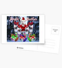 Jingle Bulls Jingle Bulls Postcards