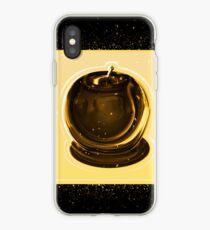 Apple colour golden Gold iPhone Case