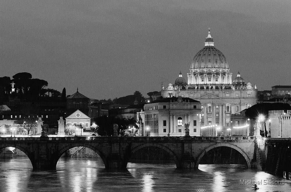 St Peter's Basilica, Rome by Michael Sissons