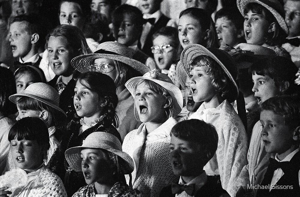 Children's Choir, Sevenoaks by Michael Sissons