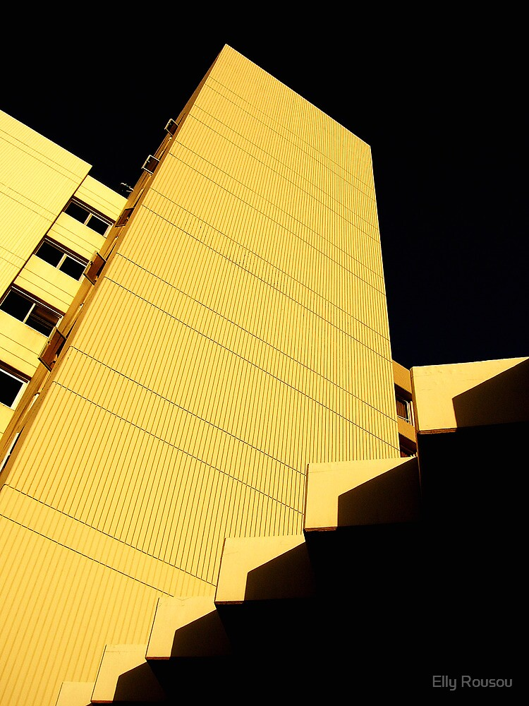 Light and shade by Elly Rousou