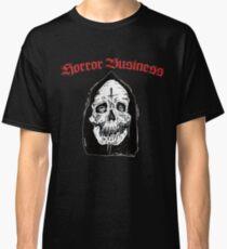 Horror business skull face Classic T-Shirt