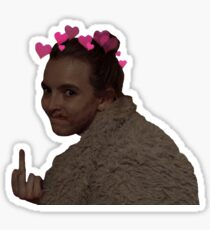 Villanelle Sticker