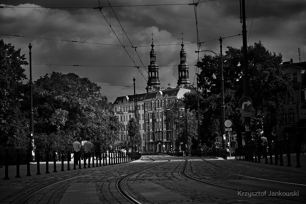 Poznań by Krzysztof Jankowski