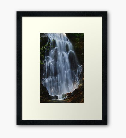 Peace and Serenity Framed Print