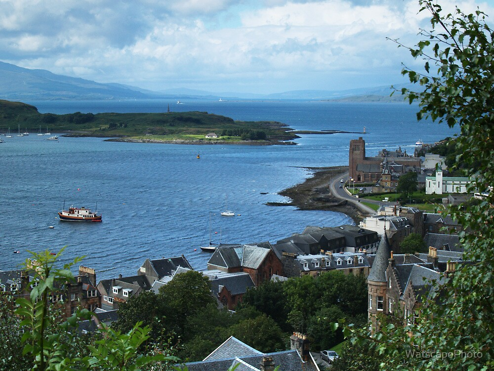 From McCaig's Tower by WatscapePhoto