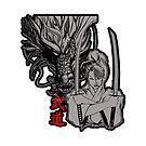 2 Swords and DRAGON by Kaaawasaki