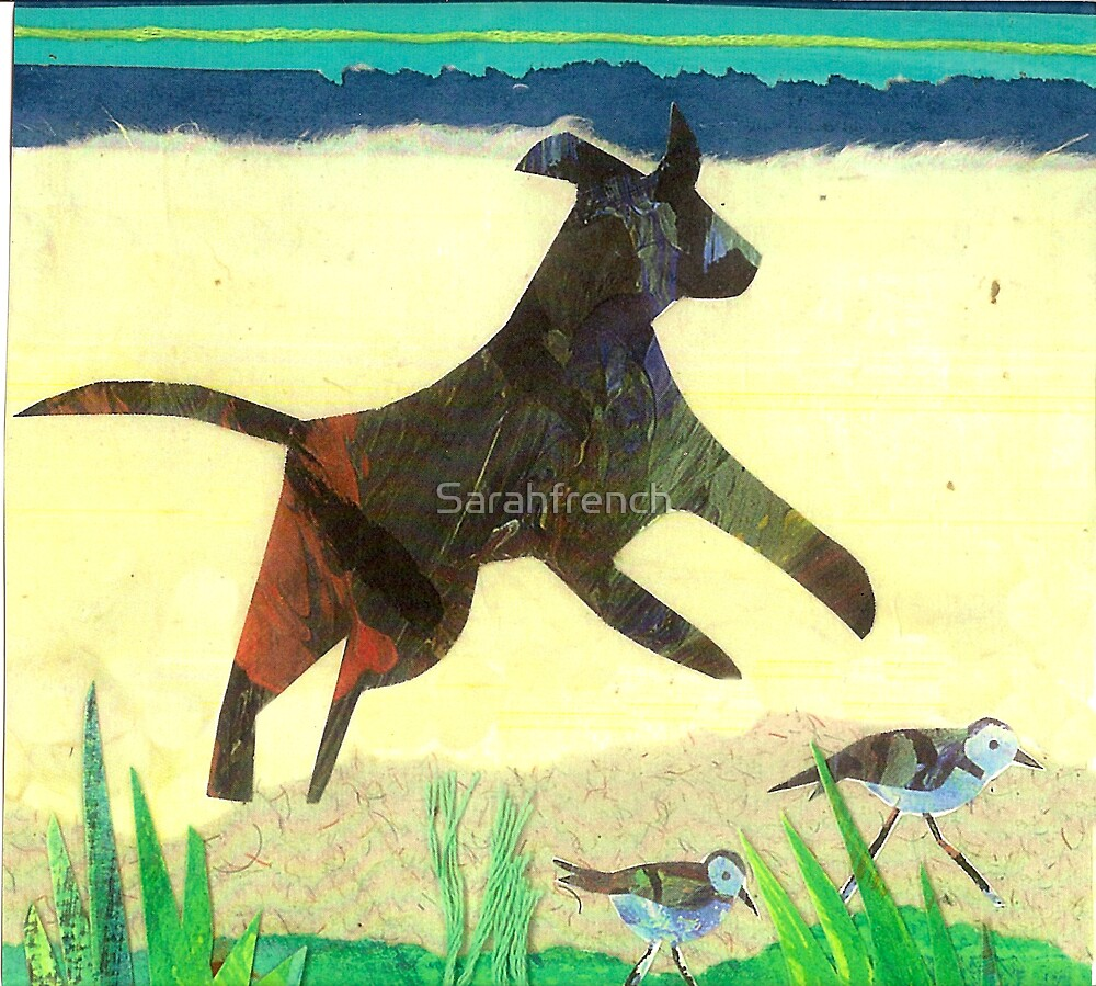 cover dog by Sarahfrench