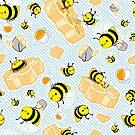 BEES! by neekko
