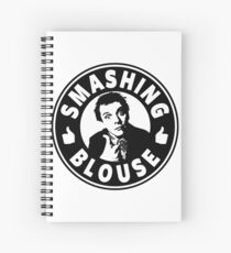 Smashing Blouse Spiral Notebook