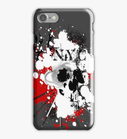NYC Spray iPhone Case/Skin