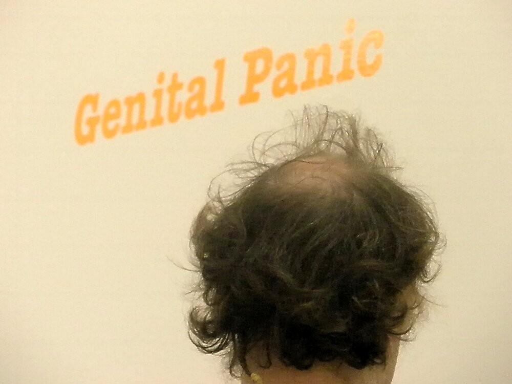 Genital panic Paris 2009 by ablokl07