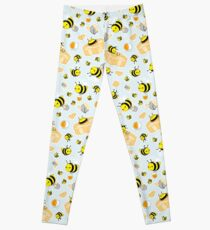 BEES! Leggings