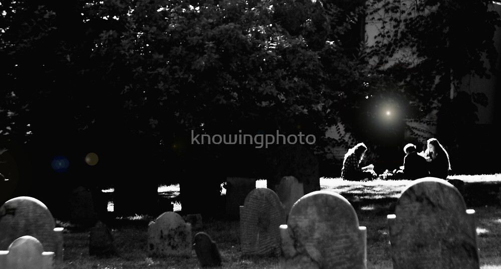 Salem Witch Circle by knowingphoto