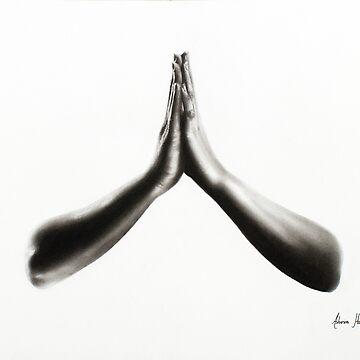 Praying Hands by AshvinHarrison