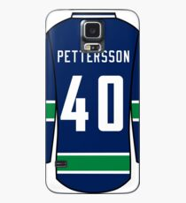 Elias Pettersson Jersey Case/Skin for Samsung Galaxy