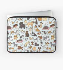 Doggy Doodle Laptop Sleeve
