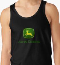 john deere farming Tank Top