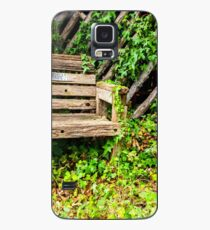 Garden Seat Case/Skin for Samsung Galaxy