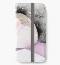 Star, the fancy rat. iPhone Wallet/Case/Skin