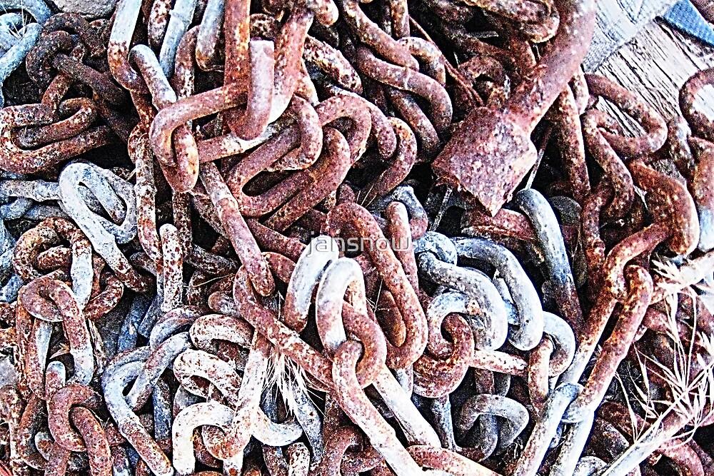 Chain, Chain, Chains © by jansnow