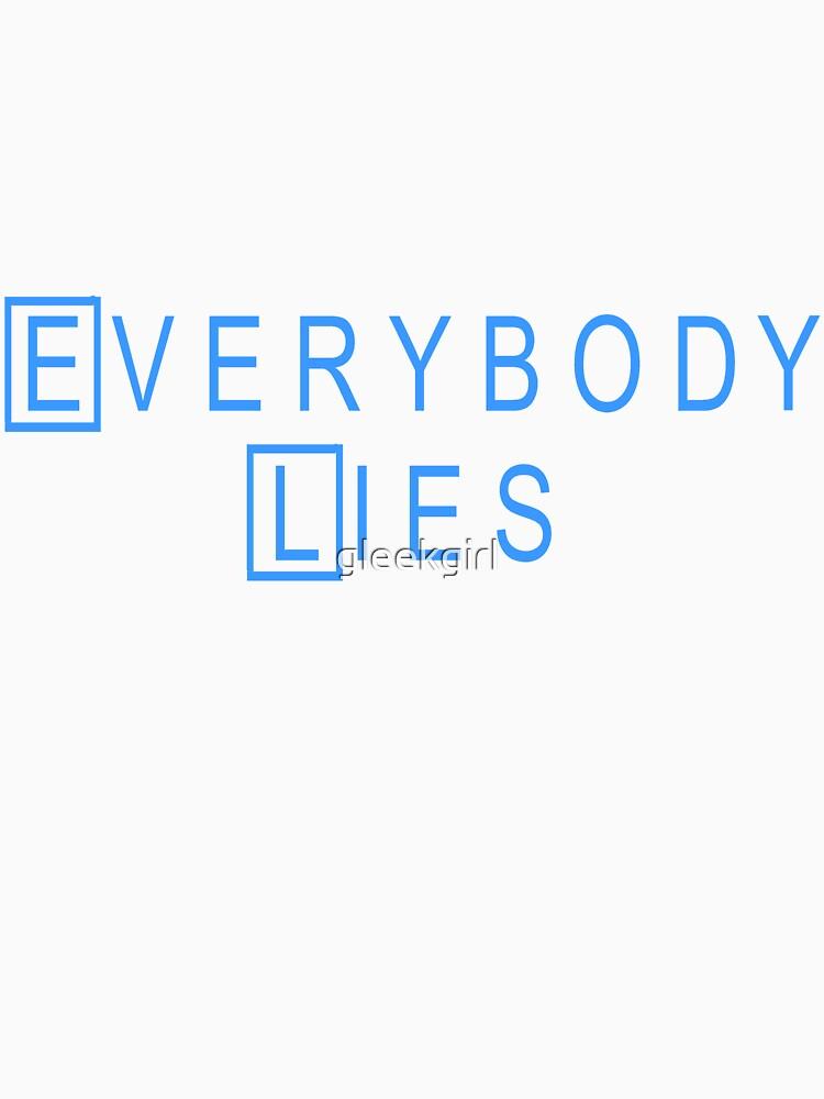 Everybody Lies House MD by gleekgirl