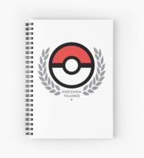 Pokemon Trainer Spiral Notebook