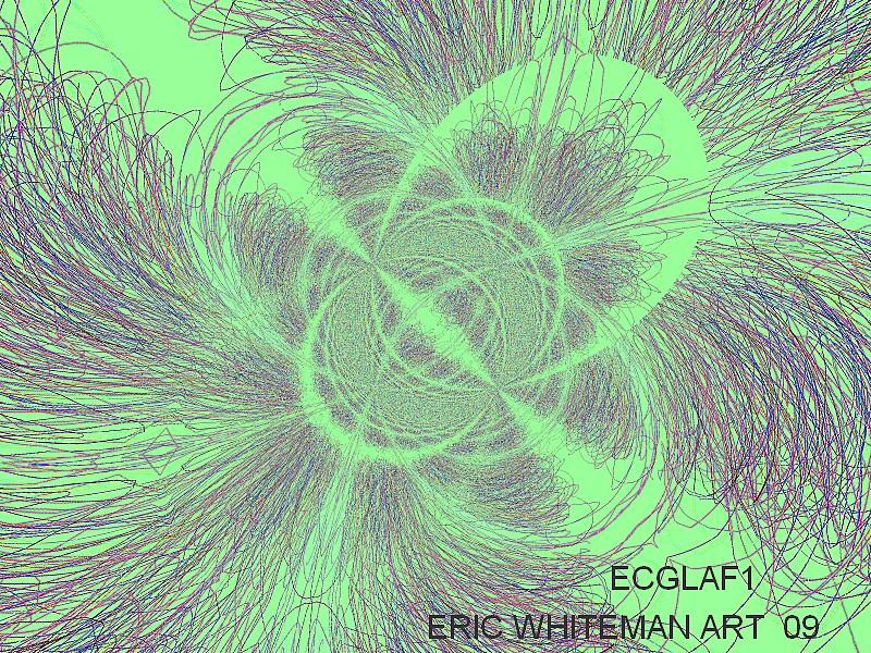 ( ECGLAF 1 ) ERIC WHITEMAN  by ericwhiteman