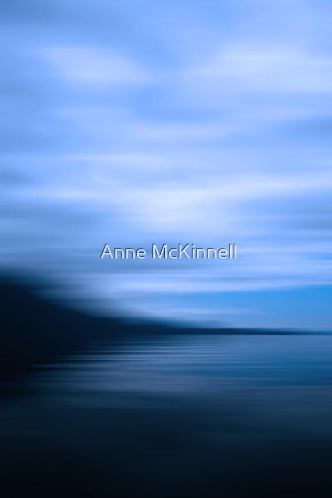 Ocean in Motion #9 by Anne McKinnell