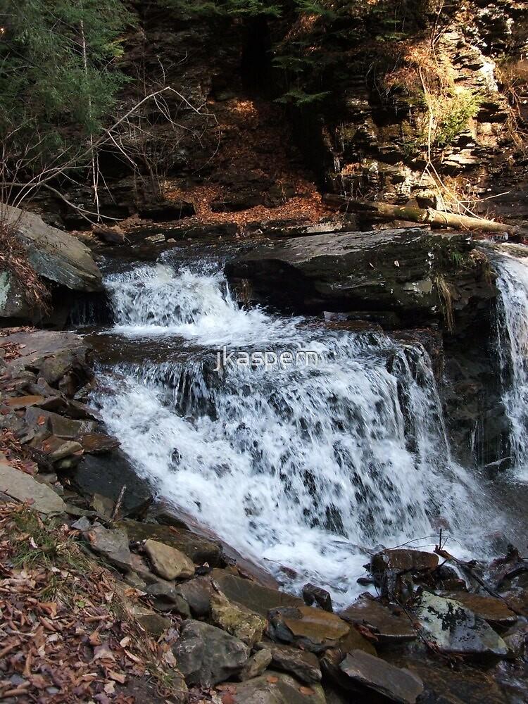 waterfall by jkaspern
