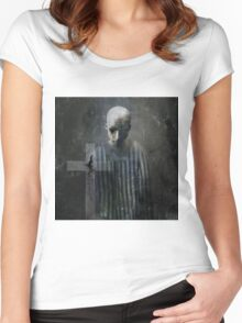 No Title 142 Women's Fitted Scoop T-Shirt