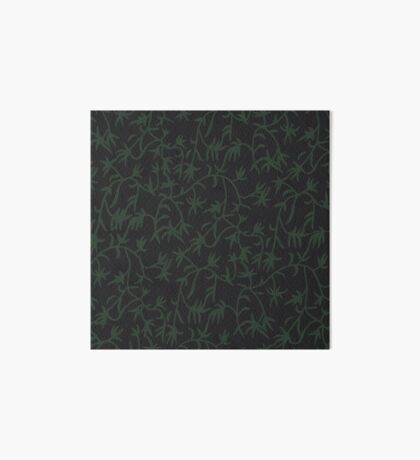 Foliage Art Board Print