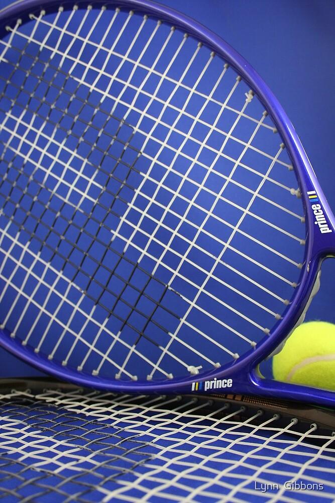 Tennis Anyone by Lynn  Gibbons