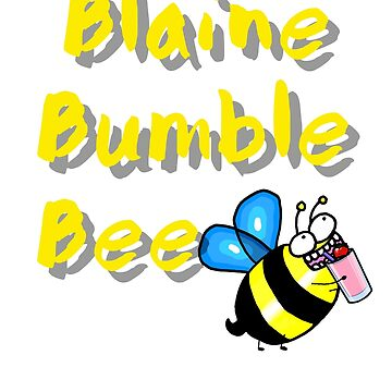 Blaine Bumble Bee by Lobeboy