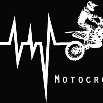 Motocross heartbeat by freaks13
