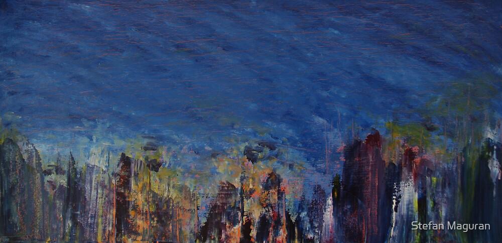 Cityscape by Stefan Maguran