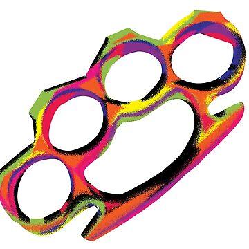 brass knuckles by 2piu2design
